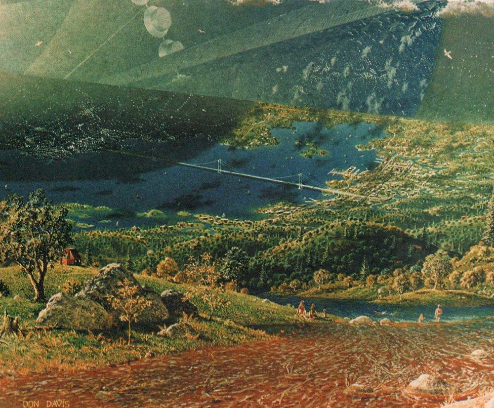 1979 space colony paleofuture