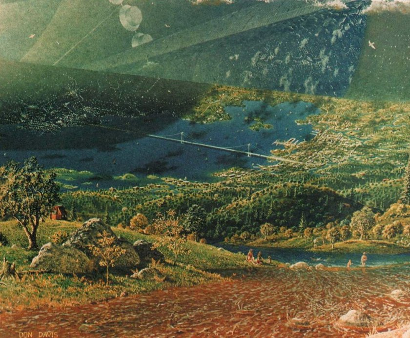 1979 space colony paleofuture